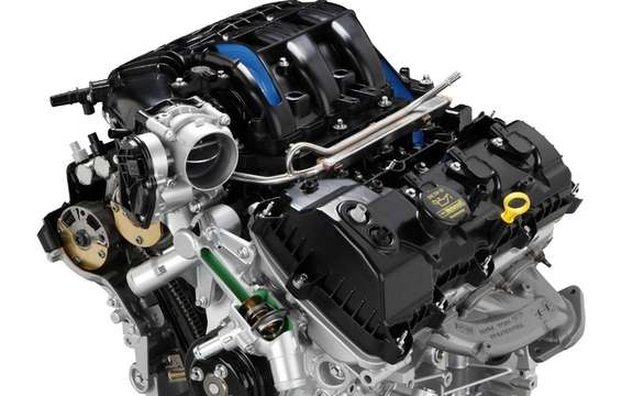Ford F-150 2011: New engines cleaner picture #2