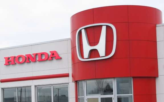 Honda recalls 427,000 vehicles in America