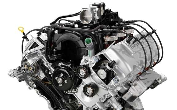 Ford F-150 2011: New engines cleaner picture #4