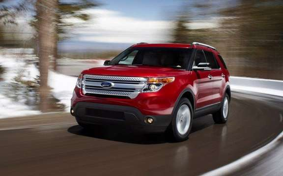 Ford Explorer 2011: And voila!