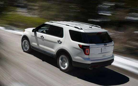 Ford Explorer 2011: And voila! picture #4