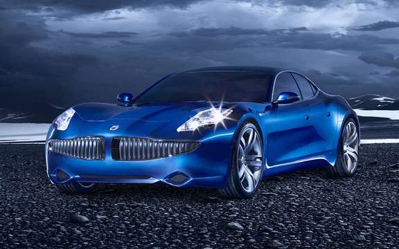 Fisker Automotive purchased an old factory of General Motors-