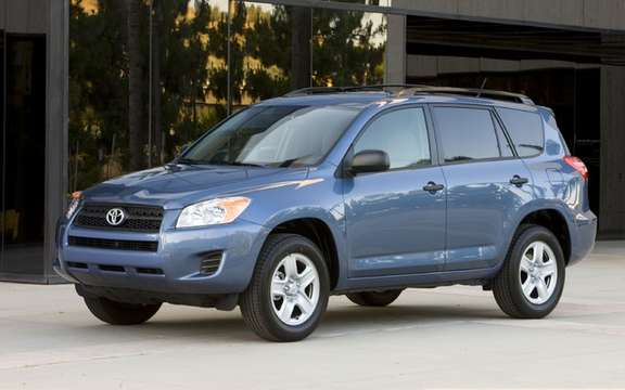 Tesla Motors and Toyota will develop a model electric RAV4 picture #1