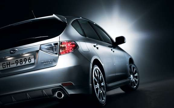 Subaru Impreza 2.5 i 2011: New features and new sets picture #3