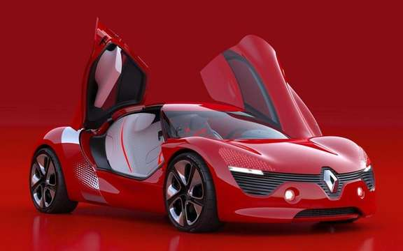 Renault DeZir: A concept simplifies both picture #1