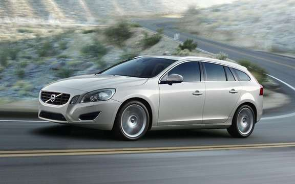 Volvo V60: True to tradition picture #2