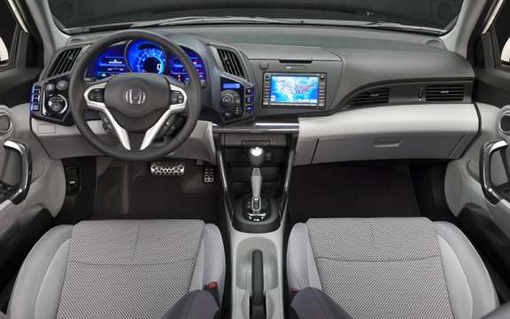 Honda Canada sets the price of its entry model CR-Z $ 23,490 picture #7