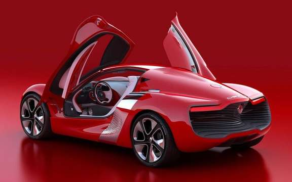 Renault DeZir: A concept simplifies both picture #2