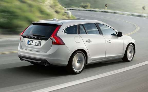 Volvo V60: True to tradition picture #3
