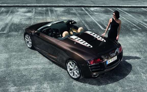 Audi R8 Spyder 4.2 FSI: More Affordable! picture #4