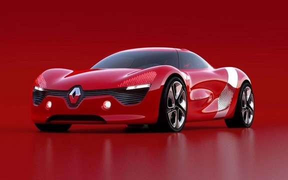 Renault DeZir: A concept simplifies both picture #3