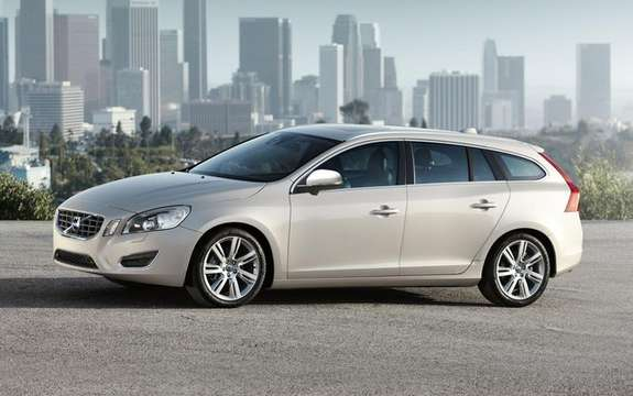 Volvo V60: True to tradition picture #4