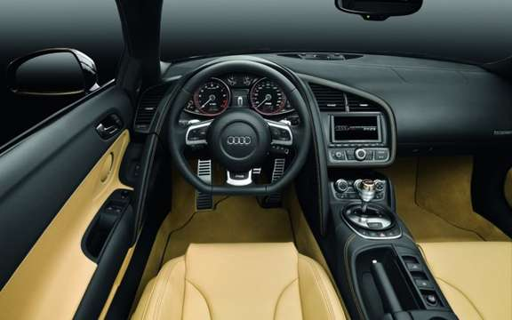 Audi R8 Spyder 4.2 FSI: More Affordable! picture #5