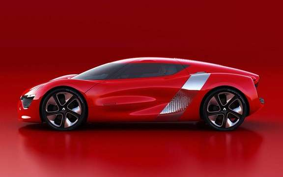 Renault DeZir: A concept simplifies both picture #4