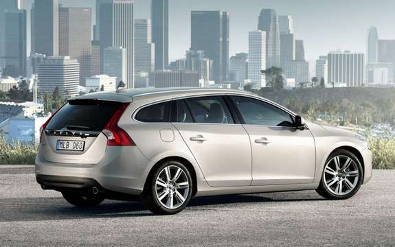 Volvo V60: True to tradition picture #5