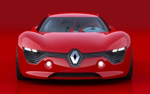 Renault DeZir: A concept simplifies both picture #5