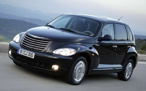 Chrysler PT Cruiser: We definitely turn the page
