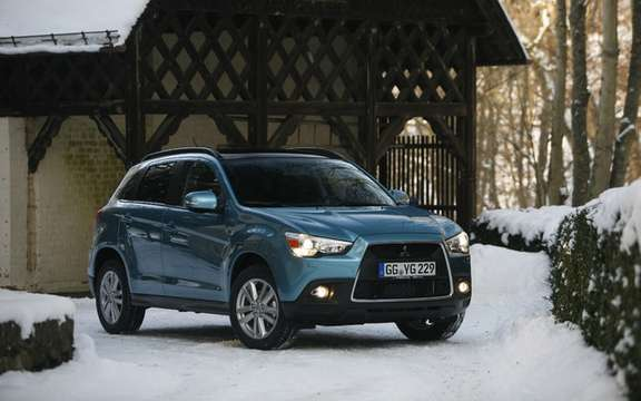 Mitsubishi RVR 2011: This will be the name in Canada