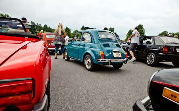 "Fiat 500 ""Prima Edition"": For Americans only picture #2"