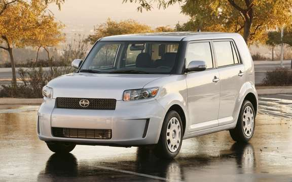 SCION: Prices for 2011 models are unveiled picture #5
