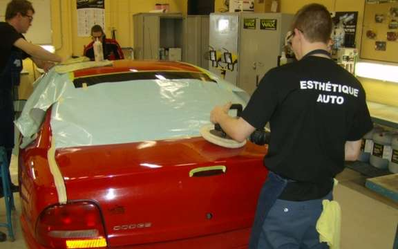 Vocational training and the world of motoring picture #2