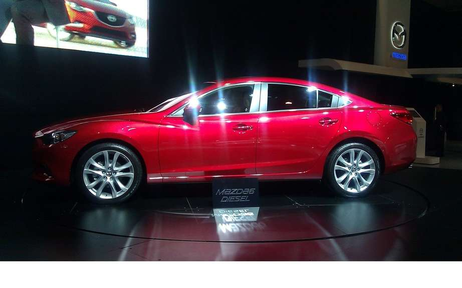 Mazda pushes the launch of the SKYACTIV-D engine in North America picture #6