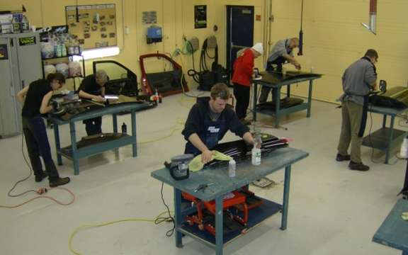Vocational training and the world of motoring picture #3