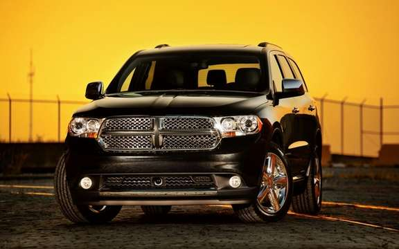 Dodge Durango 2011: Little cousin Grand Cherokee