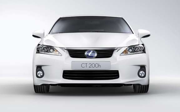 2011 Lexus CT 200h: With four selectable driving modes picture #5