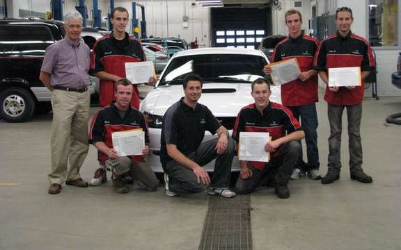 Vocational training and the world of motoring picture #6