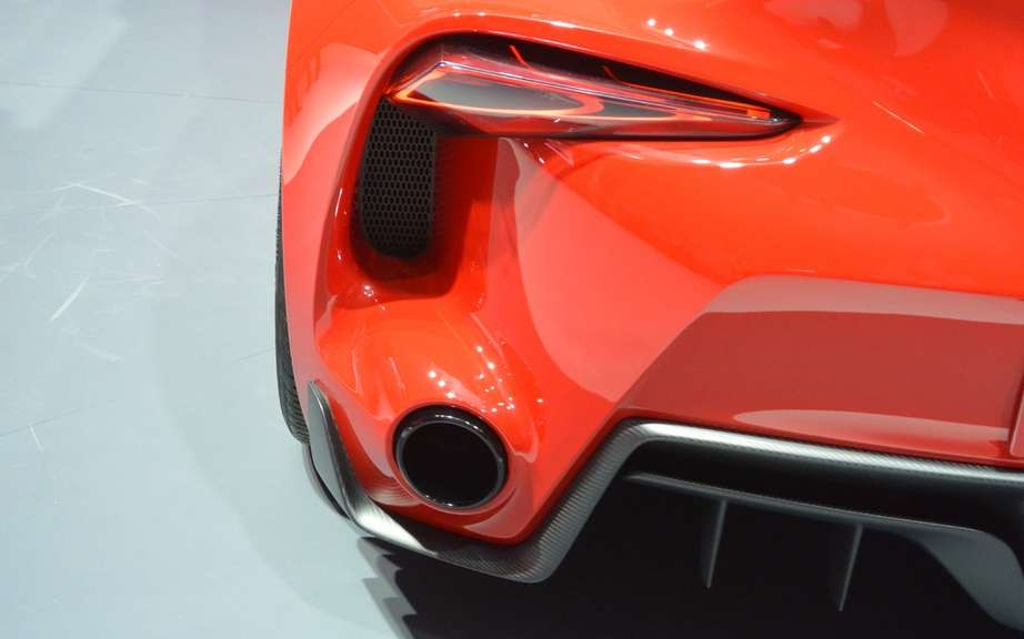 Toyota FT-1 Concept: BMW wait! picture #9