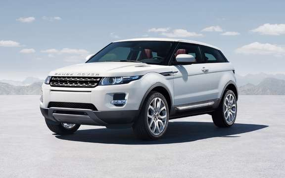 Range Rover Evoque 2011: The SUV cut