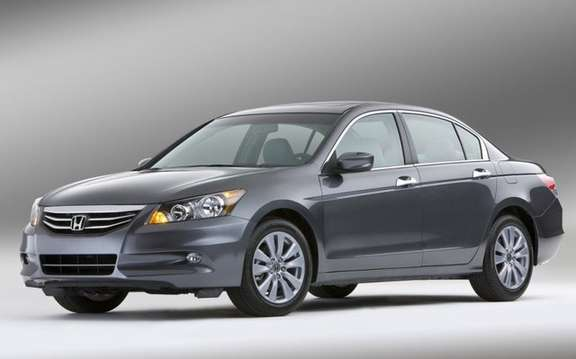 2011 Honda Accord: Alterations of the discrete