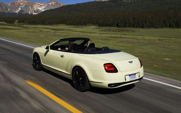 A new Bentley every 18 months picture #4