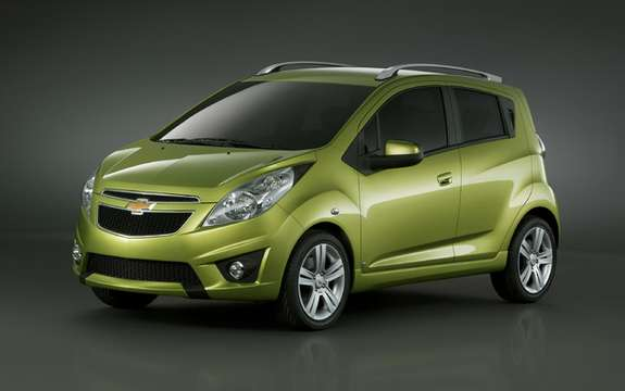 Chevrolet Aveo and / or Spark: We'll have two picture #5