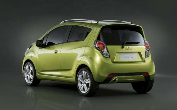 Chevrolet Aveo and / or Spark: We'll have two picture #6