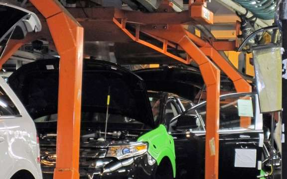 Ford uses the Wi-Fi technology on its assembly lines picture #2