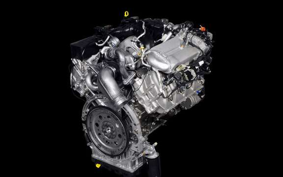 Ford F Series Super Duty diesel 2011: Stronger and more economical