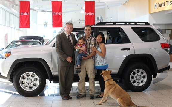 Toyota 4RUNNER 2010: The winner of