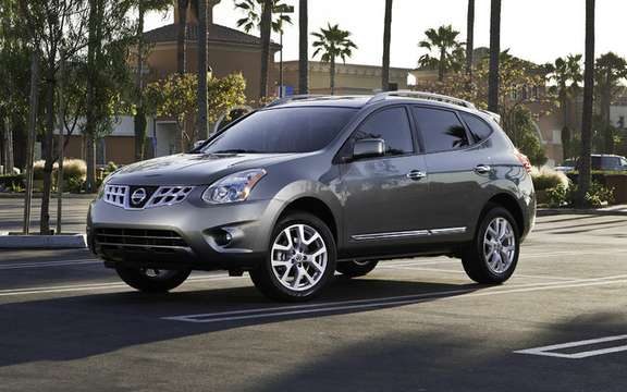 2011 Nissan Rogue: Deja 4th generation which promises