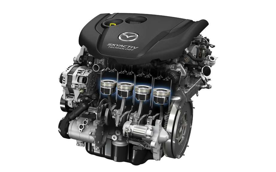 Mazda pushes the launch of the SKYACTIV-D engine in North America picture #7