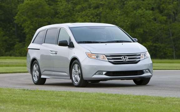 Honda Odyssey 2011: A more mature version 4