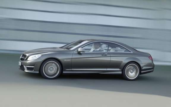 Mercedes-Benz CL63 AMG: Aggressiveness included picture #5