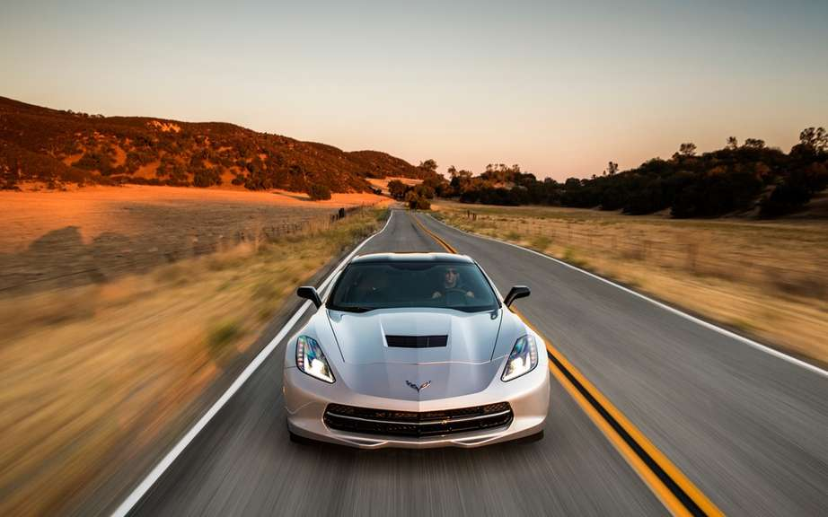 More reports for the Chevrolet Corvette picture #9
