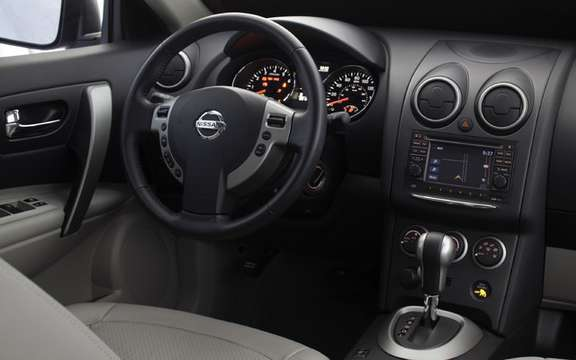 2011 Nissan Rogue: Deja 4th generation which promises picture #7