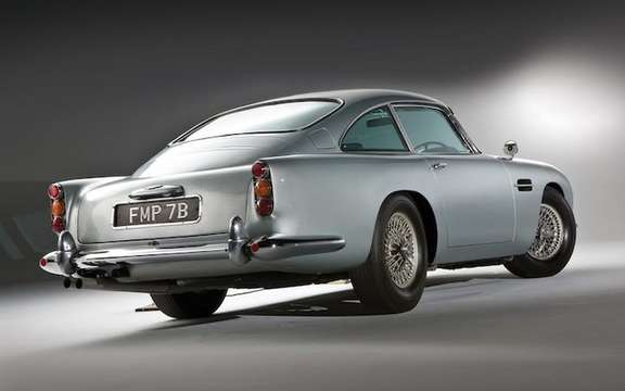 Aston Martin DB5 1964: The Bondmobile is for sale picture #3