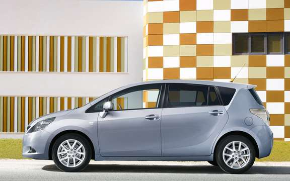 Toyota Prius Alpha: The family will grow
