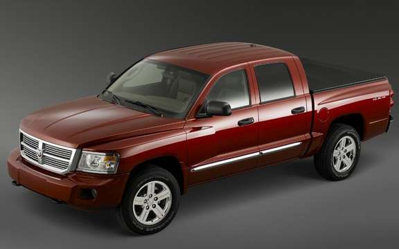 RAM Dakota 2010: You turn your back on the Dodge brand