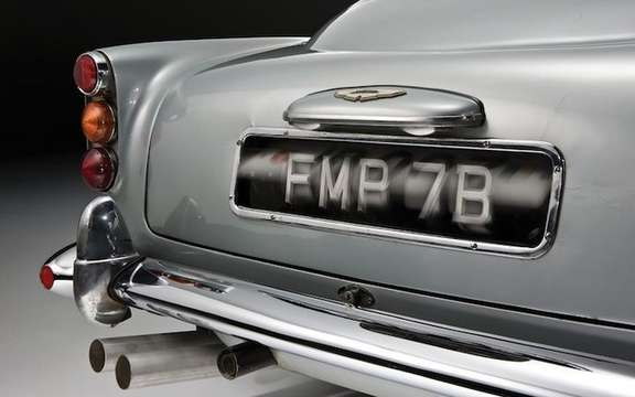 Aston Martin DB5 1964: The Bondmobile is for sale picture #6