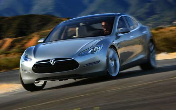 Tesla Motors bought the NUMMI plant picture #2